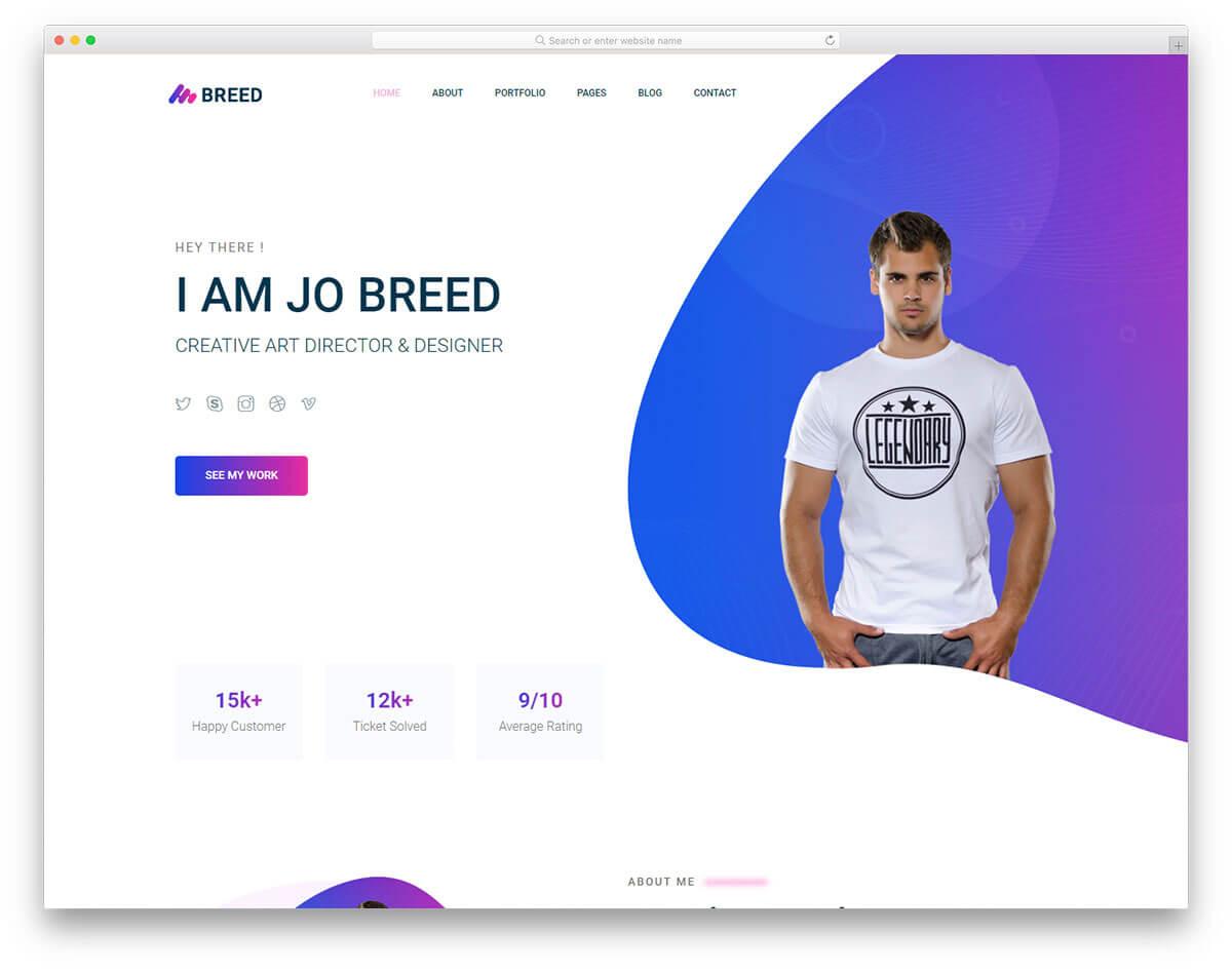 breed2-網站作品集